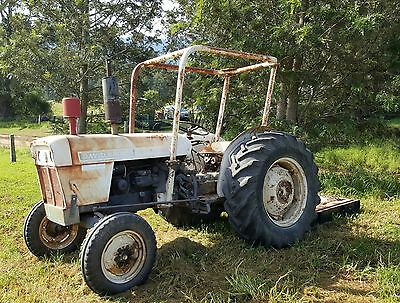 David Brown 880 Tractor Package