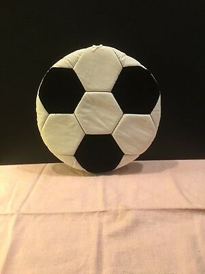 Vintage Wall Hanging Soccer Ball-New-Great for Child's room or playroom...