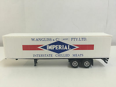 Imperial Interstate Chilled Meats, Plastic Trailer