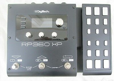 DigiTech RP360XP Multi-Effects Guitar Effect Pedal