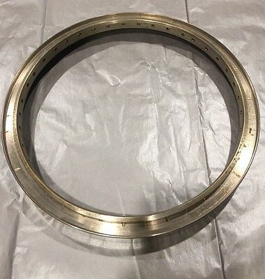 1927 Gibson Tone Ring Nickel Plated Bronze 2.5lbs