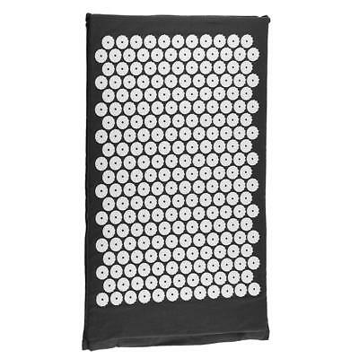 Massage Acupressure Mat Pad Yoga Lying Bed Soreness Relax Stress Pain Relief