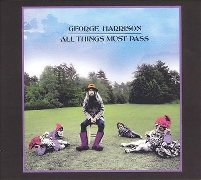 George Harrison - All Things Must Pass BRAND NEW 2 DISC CD BOX SET the beatles