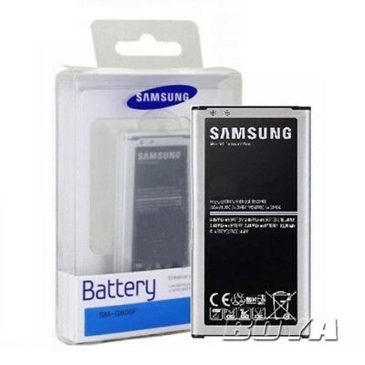 2800mAh original battery repair part+package For Samsung Galaxy S5 I9600 SM-G900