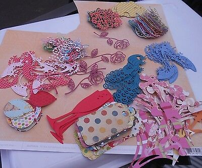 Mixed Die Cut Embellishment Pack of 25