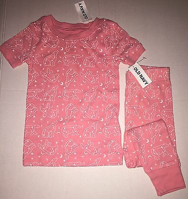 Old Navy Pj Set Pajamas Size 18-24 Months New With Tags