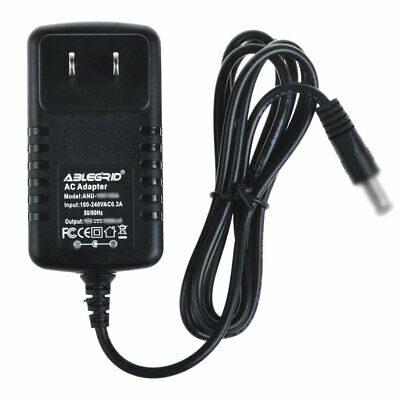 AC Adapter for Compatible with iHome iP38 iP38BC Speaker Dock Alarm Clock Power Supply Cable PSU