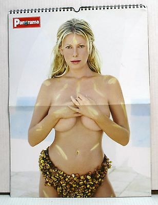 As3 85 Calendario Panorama 2000 Con Alessia Marcuzzi
