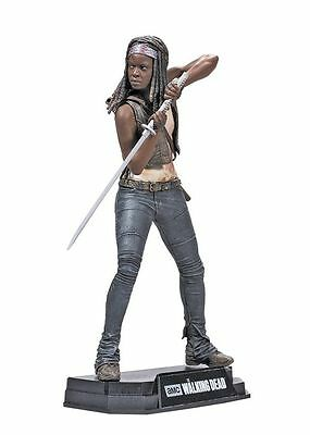 McFarlane The Walking Dead Michonne Colour Tops Action Figure AMC