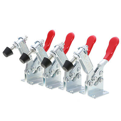 4X Quick Release Holding Capacity  90Kg/198Lb 201B Vertical Toggle Clamp Sale