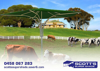 Large Outdoor Garden Animal Shade Umbrella in Port Lincoln, South Australia