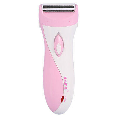 Electric Rechargeable Lady Shaver Epilator Bikini Women Leg Hair Remover Trimmer