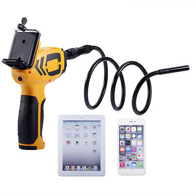 Wifi Mini 9mm 720P Waterproof Borescope Inspection Camera For IOS Android Phones