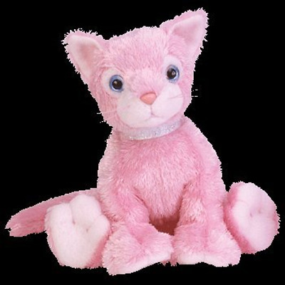 Ty Beanie Babies Carnation the Cat