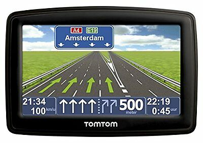 TomTom XL Classic Western Europe WE IQ Route Satellite Navigation System SEALED