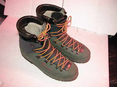 Mountain Climbing Hiking Boot Kastinger Peter Hard Shell M Sz 12 Austria Koflach