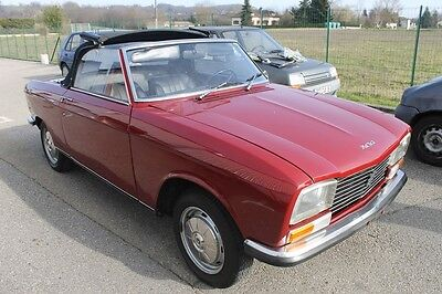 1973 Peugeot 304 Cabriolet1.3 B01 - TOTALLY RESTORED!!!