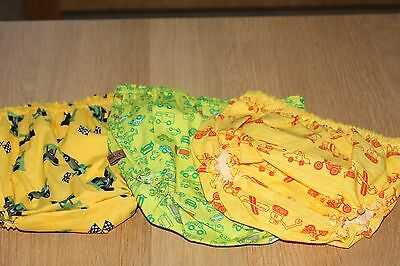 Handmade Diaper/nappy Cover Pants 12-24 Months(Unisex)  Btgof