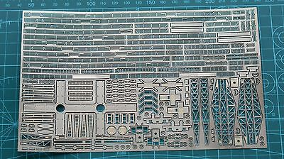 CNDRAGON 1/350 British Battleship King George V Detail Set For Tamiya