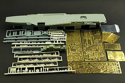ORANGE HOBBY N07-008 1/700 HMS Hermes R12 British Aircraft 1970's Resin Kit