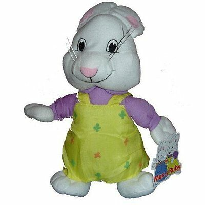 """Max and Ruby 14"""" Ruby Plush Doll Toy Ruby Only"""