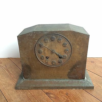 Antiguo Reloj De Chimenea Antique Table Clock