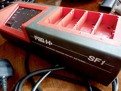 Pag Sf1  4 Channel Np1 Superfast Battery Charger