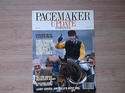 Pacemaker Magazine April 1992 In Mint Condition