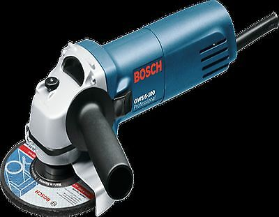 Bosch Small Angle Grinders,GWS 6-100, Wheel Dia: 100 mm, 670 W-Free Exp Shipping