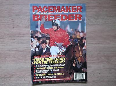 Pacemaker Magazine March. 1993 In Mint Condition