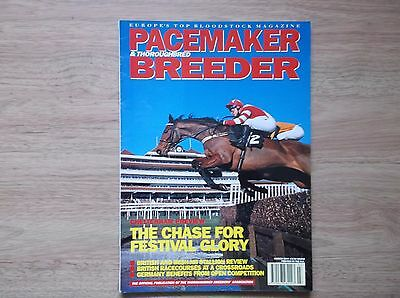 Pacemaker Magazine March 1994 In Mint Condition