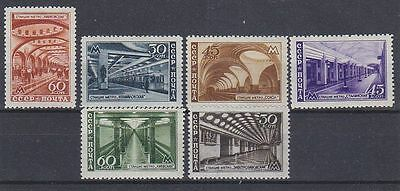 Russia, Soviet MH stamps lot