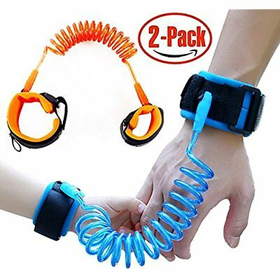 HIG Anti Harnesses Leashes Lost Wrist Link for Child Babies Toddler Safety, Hand