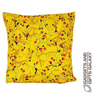 OFFICIAL LICENSED POKEMON CATCH SOFT CUSHION PILLOW kids bedroom homeware