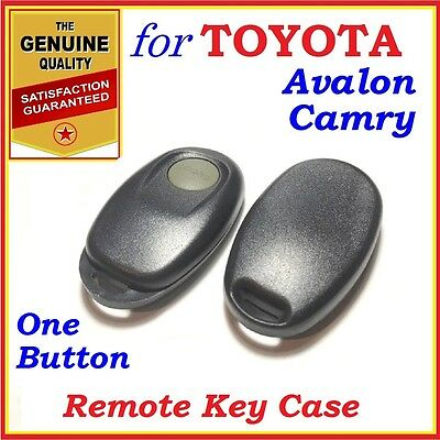 Fit Toyota Camry Avalon Remote case / shell One Button - Year 2000 - 2004