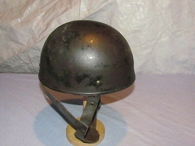 Helmet Paratrooper English Mkii G & S 1943 Gb Ww2 Pathfinders / Scouts