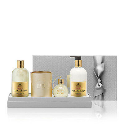 Molton Brown Vintage 2016 With Elderflower (body wash/body lotion/candle)Giftset