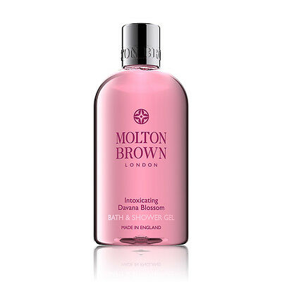 Molton Brown Intoxicating Davana Blossom Bath & Shower Gel 300ml - BRAND NEW