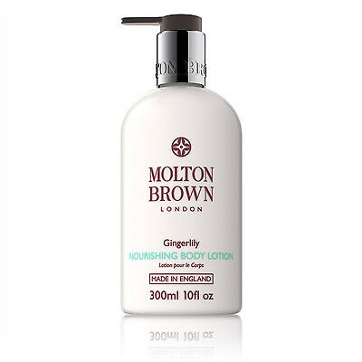 Molton Brown Gingerlily Nourishing Body Lotion 300ml - NEW - RRP £25.00