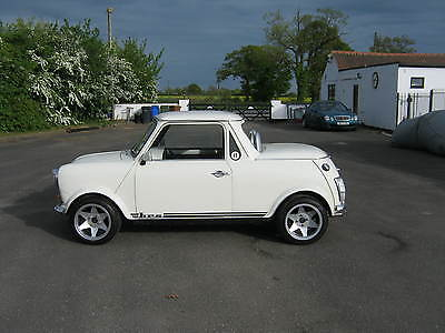 One-Off-Classic-1983-Chop Shop Style Custom Mini-Circa 9K Spent-Stunning Car