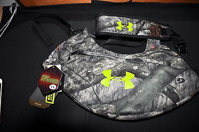 UNDER ARMOR/MOSSY OAK Camo Hand Warmer with Hunting Scent Control (NWT)