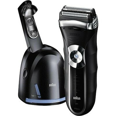 Braun series 3-370cc Foil Men's Shaver With Dock