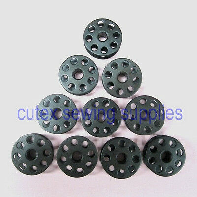 10 Metal Bobbins For Highlead GC0618-1, GC0618-1-SC Industrial Sewing Machine