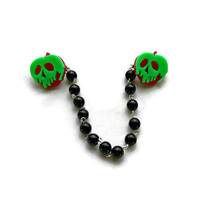 Poison Apple Sweater Clip