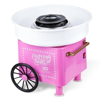 GOCLEVER CANDY KITCHEN Zuckerwattemaschine Zuckerwatte Maker Maschine Automat