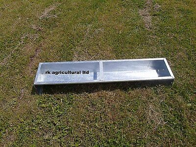 Sheep Trough 4.6Ft Long Hot Dip Galv New