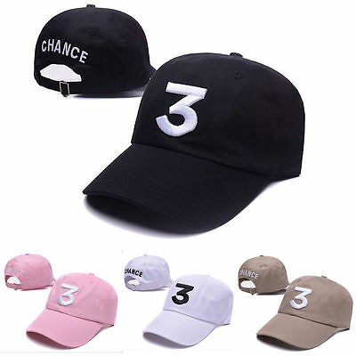 New Chance the Rapper Baseball Cap Streetwear Dad Hat coloring Book CHANCE 3
