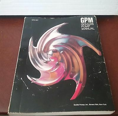 GPM Goulds Pump Manual 1976-1977