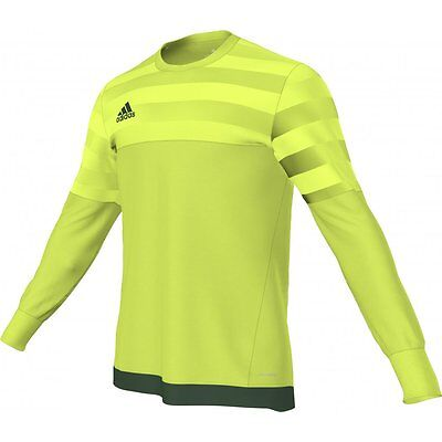 Adidas Precio Entry 15 Goalkeeper Jersey Lime + Yellow FREE NUMBER