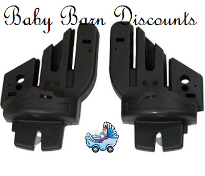 NEW Britax Click And Go Adapter (For Pre 2014 Unity) from Baby Barn Discounts